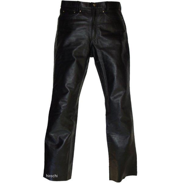 スプーン SPOON レザーパンツ 膝カップ付き 黒 30サイズ SPP-313 HD店