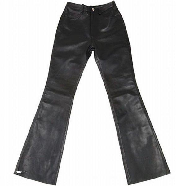 クレバーデコール CLEVER DECOR レザーパンツ ブーツカット レディース 黒 LLサイズ CDP-312 HD店
