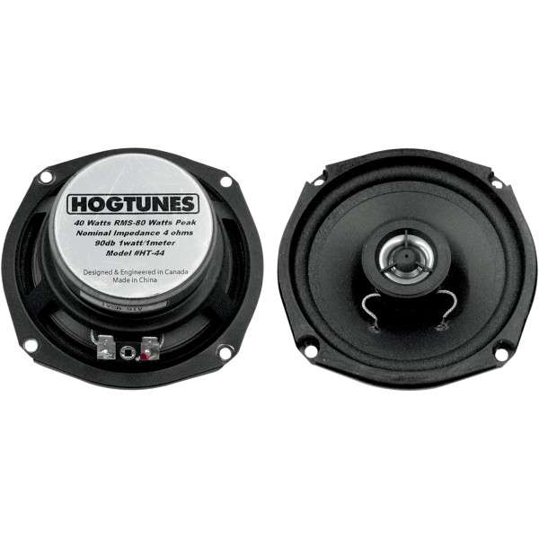 【USA在庫あり】 ホグチューン Hogtunes 4.25インチ フロントスピーカー 86年-96年 FLT、FLHT 4405-0263 HD
