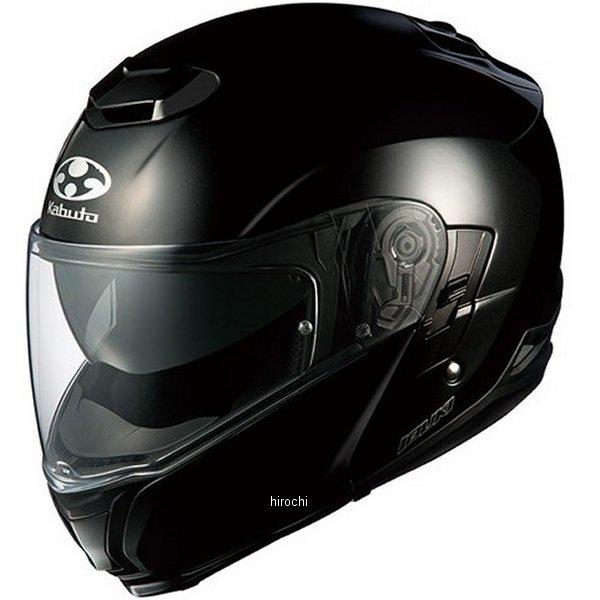 オージーケーカブト OGK Kabuto ヘルメット イブキ ブラックメタリック XSサイズ(53cm-54cm) 4966094550806 HD店