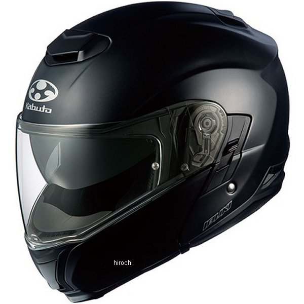 オージーケーカブト OGK Kabuto ヘルメット イブキ 黒(つや消し) Lサイズ(59cm-60cm) 4966094550950 HD店