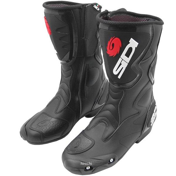 シディー SIDI フュージョン ブーツ黒/黒 42サイズ 26.5cm 2000000055879 HD店