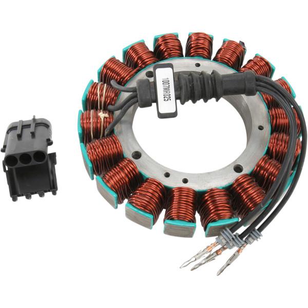 【USA在庫あり】 コンプファイア Compu-Fire 補修用ステータ 40A 3相 Twin Cam 2112-0414 HD店