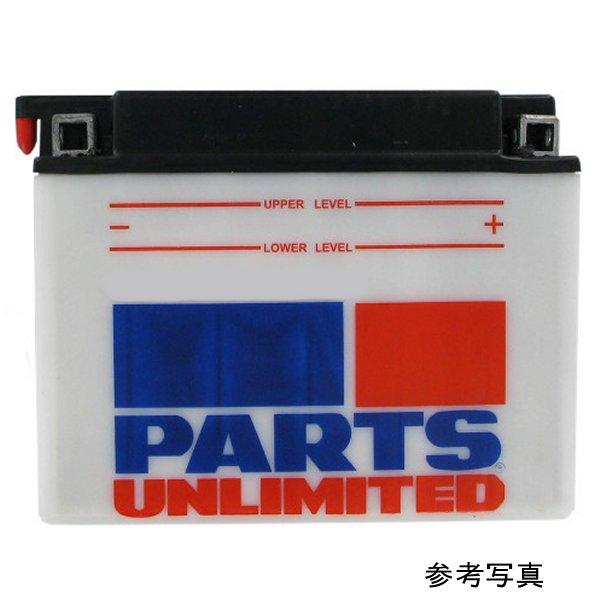 【USA在庫あり】 YB30L-B パーツアンリミテッド Parts Unlimited 耐久バッテリー 開放型 97年-99年 FL、FLH RCB30L-B HD店