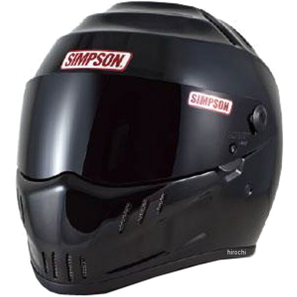 シンプソン SIMPSON ヘルメット スピードウェイ RX12 黒 58cm 4562363243532 HD店