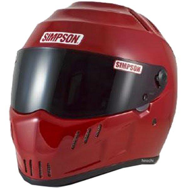 シンプソン SIMPSON ヘルメット スピードウェイ RX12 赤 59cm 4562363243662 HD店