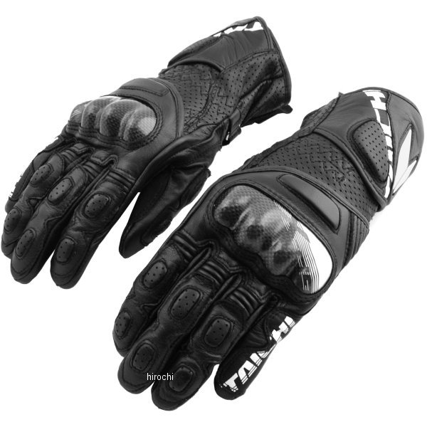 【メーカー在庫あり】 NXT053 RSタイチ GP-X レーシング グローブ 黒 Lサイズ NXT0539900L HD店