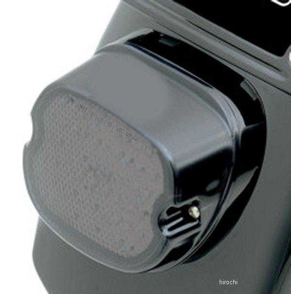 【USA在庫あり】 DRAG LEDテールライト ロープロファイル スモーク ナンバー灯無し 2010-0771 HD店