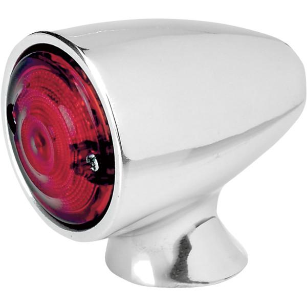 【USA在庫あり】 ビルトウェル Biltwell LEDテールライト ブレット ポリッシュ 2010-1093 HD店