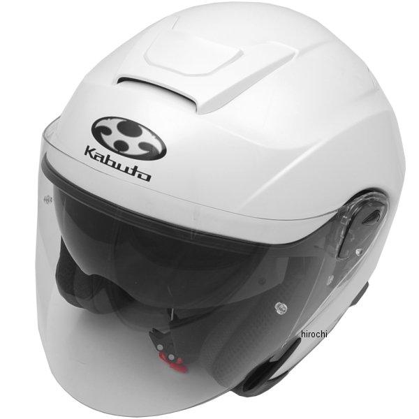 オージーケーカブト OGK Kabuto ヘルメット ASAGI パールホワイト XXLサイズ 4966094544348 HD店