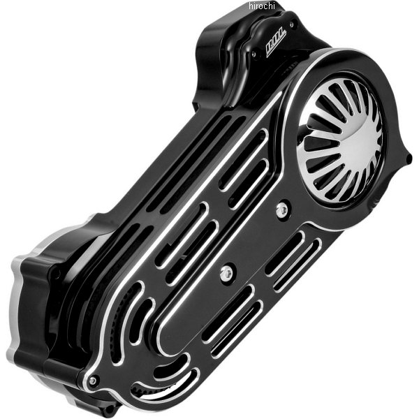 【メーカー在庫あり】 ベルトドライブ Belt Drives 2インチ ベルト ドライブ キット 07年以降 ソフテイル 黒 1120-0308 HD店