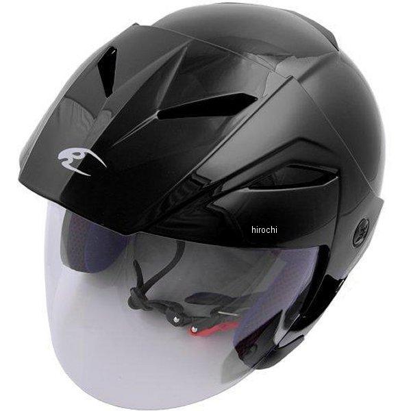 【メーカー在庫あり】 HK-165 コミネ KOMINE ヘルメット エーラ ブラック Mサイズ 4560163752537 HD店