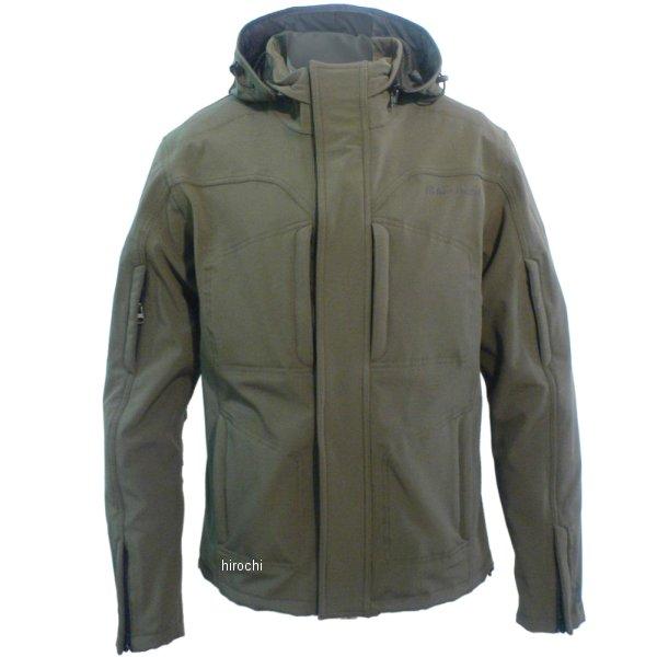ライダームード RIDERMOOD ハイブリッドジャケット 緑 XLサイズ RMJ017FX HD店