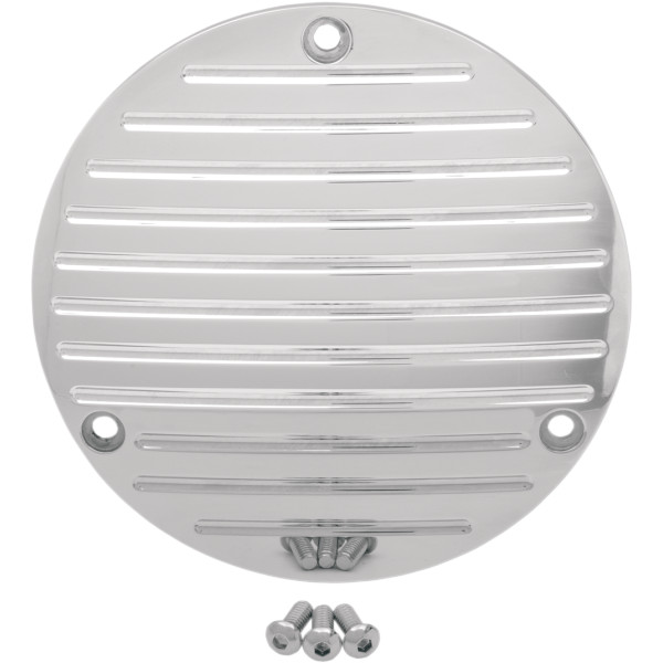 ボールミル Twin プロワン HD店 DS-375745 Big PRO-ONE 70年-98年 ダービーカバー クローム 【USA在庫あり】