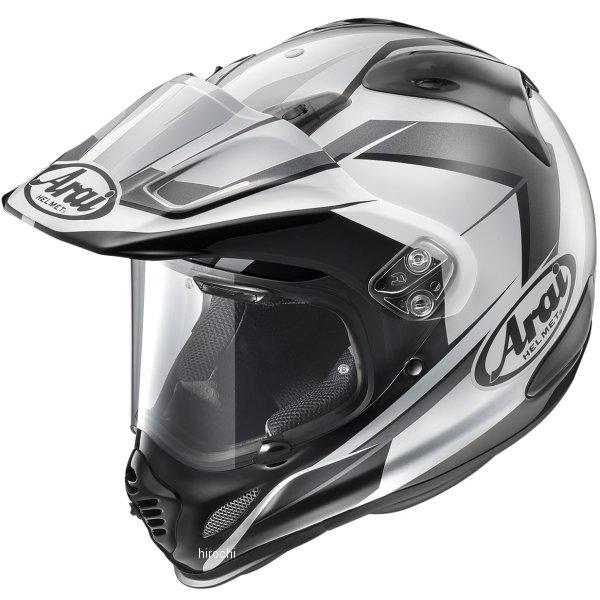 アライ Arai ヘルメット ツアークロス 3 フレア シルバー (55cm-56cm) 4530935421077 HD店