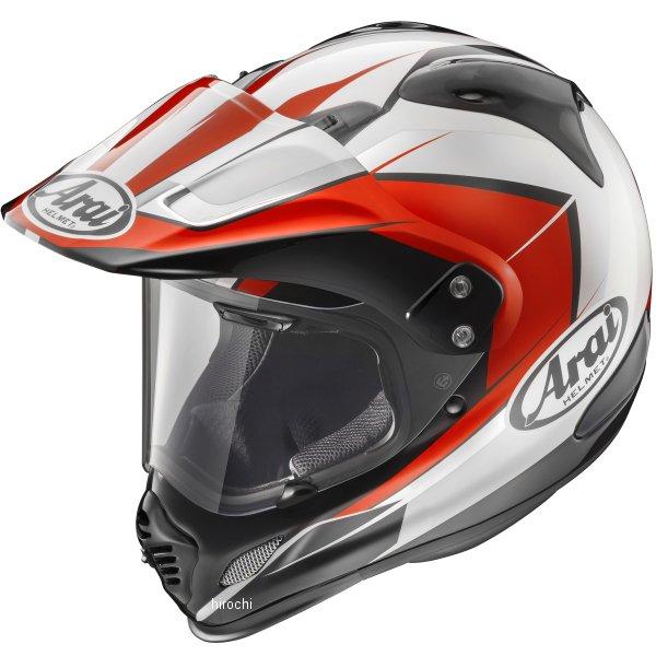 アライ Arai ヘルメット ツアークロス 3 フレア 赤 (57cm-58cm) 4530935421138 HD店