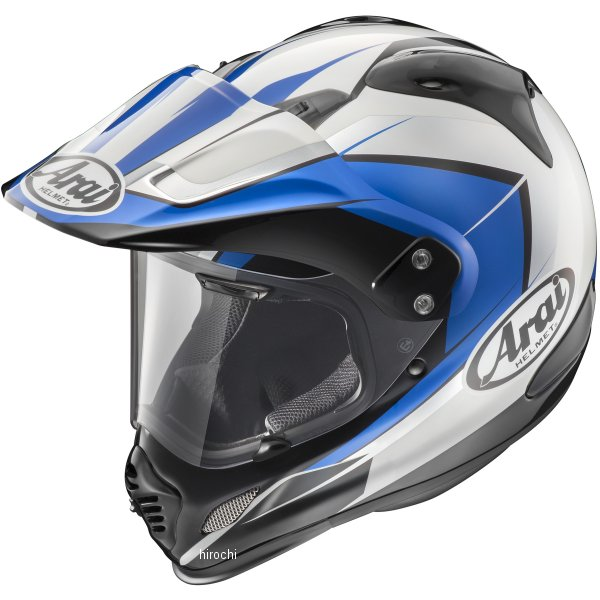 アライ Arai ヘルメット ツアークロス 3 フレア 青 (59cm-60cm) 4530935421190 HD店
