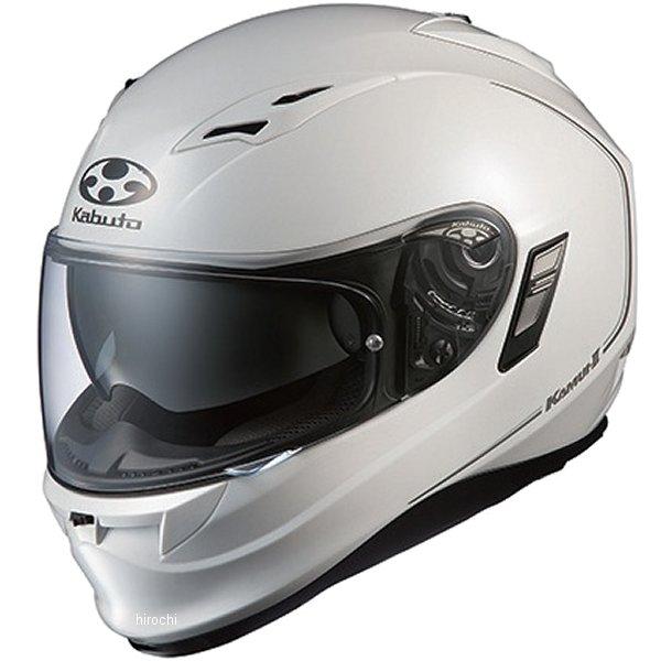 オージーケーカブト OGK Kabuto ヘルメット カムイ 2 パールホワイト Sサイズ 4966094554699 HD店