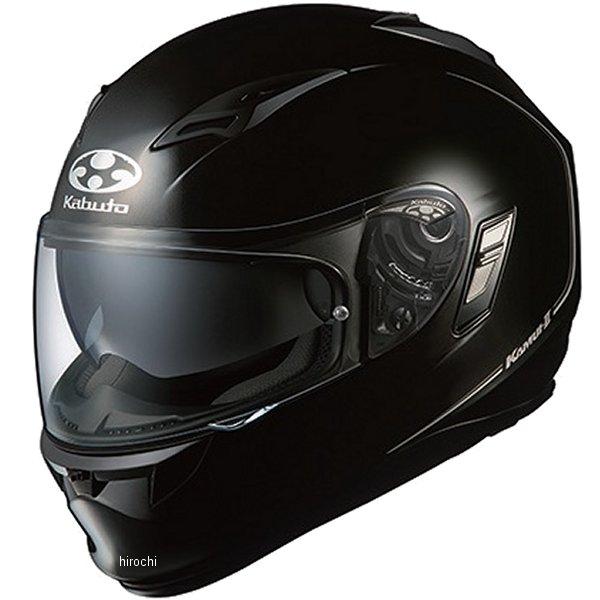 オージーケーカブト OGK Kabuto ヘルメット カムイ 2 ブラックメタリック Lサイズ 4966094554767 HD店