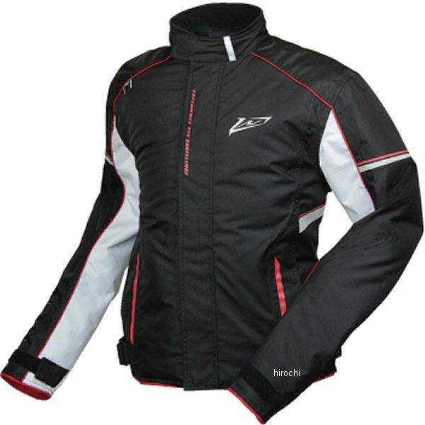 ラフ&ロード ウインターライダースジャケット 黒/白 LLサイズ RR7680BK-WH4 HD店
