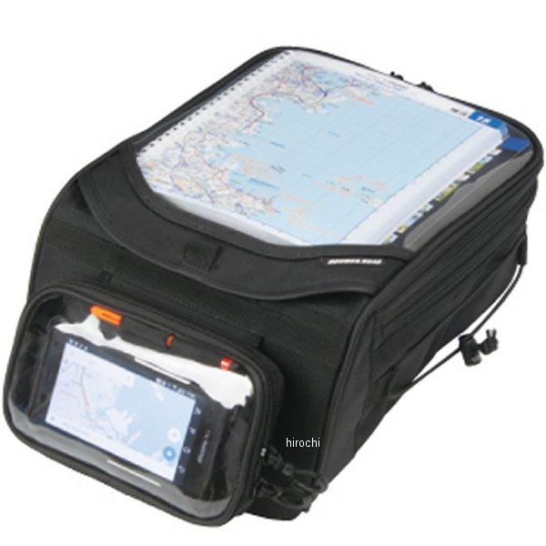 ラフ&ロード デュアルライディングタンクバッグFC 黒 10L-12L RR9224BK HD店