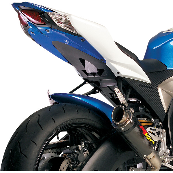 【USA在庫あり】 ホットボディーズ Hotbodies Racing フェンダーレスキット 09年-10年 GSX-R1000 青 0521-0743 HD店