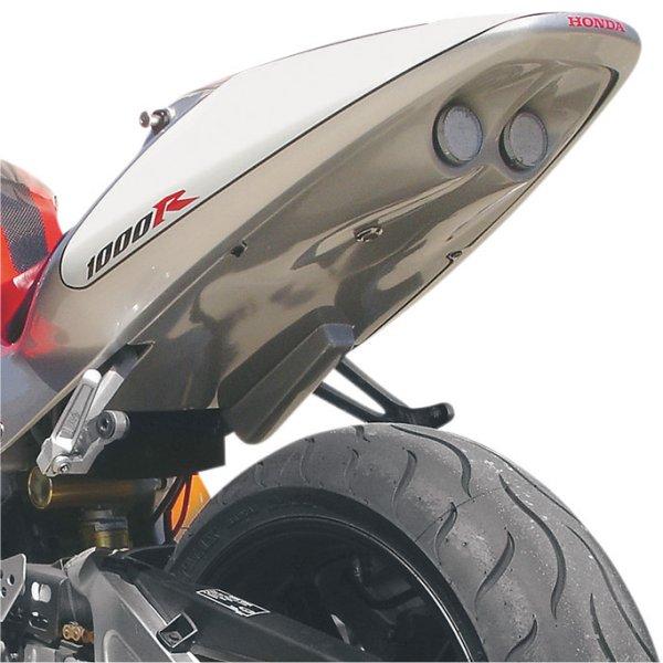 【USA在庫あり】 ホットボディーズ Hotbodies Racing フェンダーレスキット 00年-07年 RVT1000R RC51 黒 0521-1219 HD店