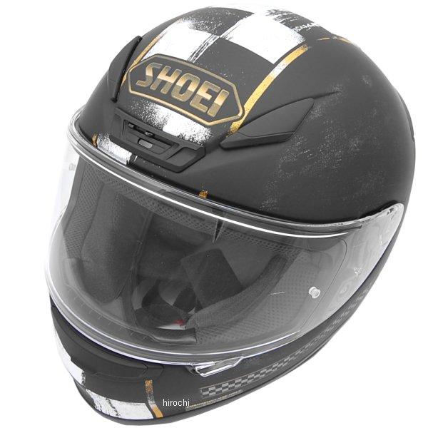 【メーカー在庫あり】 ショウエイ SHOEI フルフェイスヘルメット Z-7 TERMINUS TC-9 黒/ゴールド Lサイズ 4512048442699 HD店