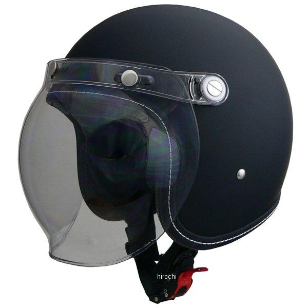 MR-70 リード工業 ヘルメット マーレー 黒(つや消し) Lサイズ (59cm-60cm) MR-70-MB-L HD店