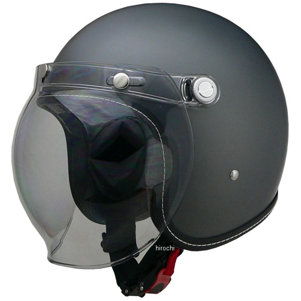 MR-70 リード工業 ヘルメット マーレー スモーキーシルバー Mサイズ (57cm-58cm) MR-70-SMSV-M HD店