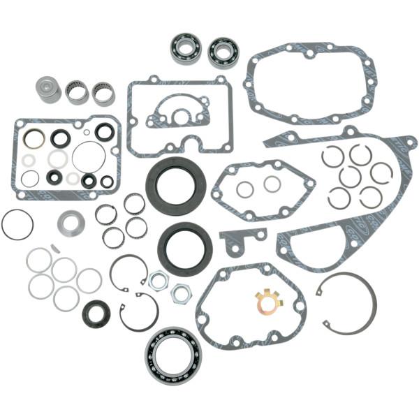 【メーカー在庫あり】 ジムズ JIMS トランスミッション 補修キット 80年-E84年 5速 1019 HD店