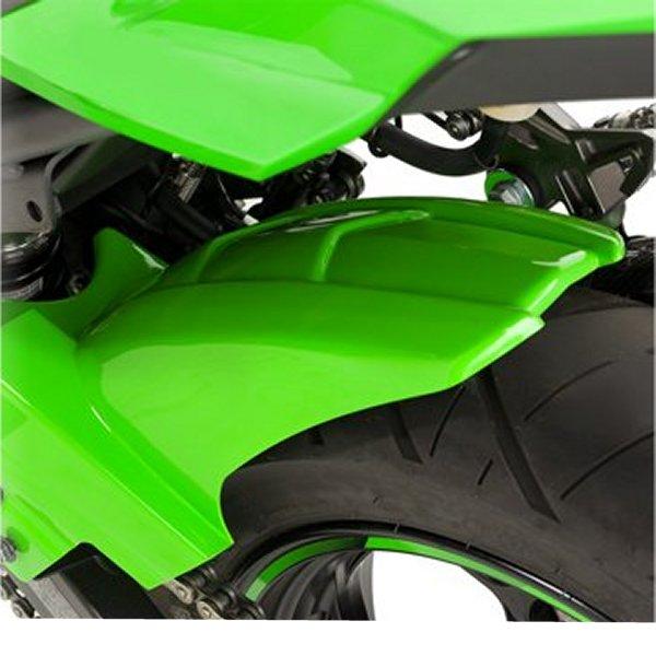 【USA在庫あり】 ホットボディーズ Hotbodies Racing リア フェンダー 13年以降 ニンジャ EX300R 緑 1402-0352 HD店