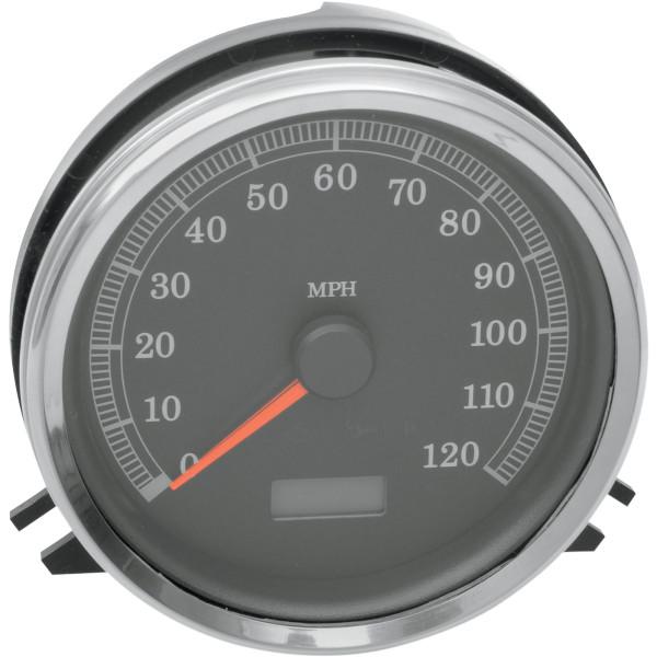【USA在庫あり】 DRAG エレクトロニック スピードメーター(120MPH) 99年-03年 67027-99 2210-0104 HD店