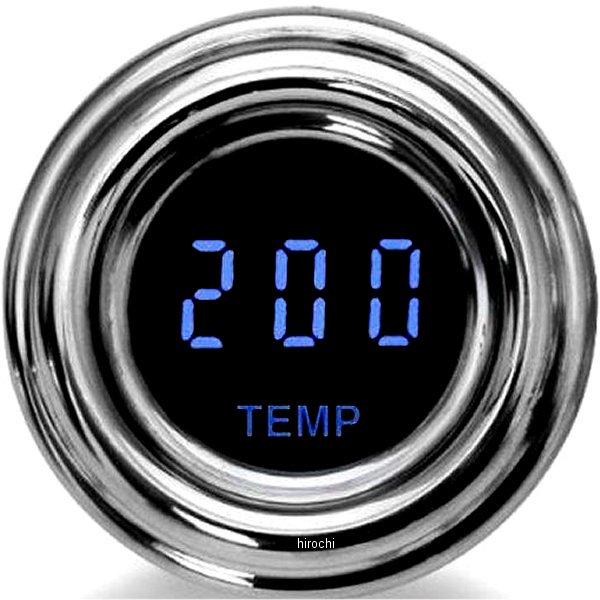 【USA在庫あり】 ダコタデジタル Dakota Digital 油温計 4000ミニ レトロ 青 2212-0176 HD