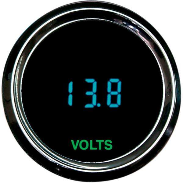 【USA在庫あり】 ダコタデジタル Dakota Digital 電圧計 ODYSSEY II インスツルメンツ DS-250027 HD