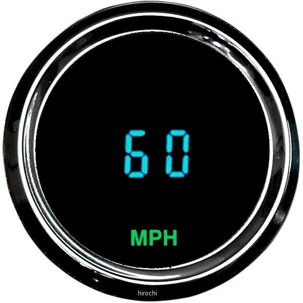 【USA在庫あり】 DS-250036 ダコタデジタル Dakota Digital スピードメーター(km/h、MPH) ODYSSEY II 2-1/16インチ(52mm) DS250036 HD