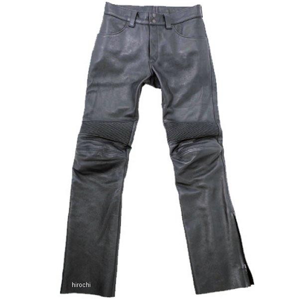 2263 カドヤ KADOYA レザーパンツ TCS-パンツ 2 黒 Sサイズ 2263-0/BKS HD店