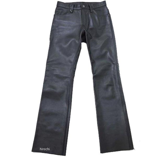 2265 カドヤ KADOYA レザーパンツ BCS-パンツ 黒 33インチ 2265-0/BK33IN HD店