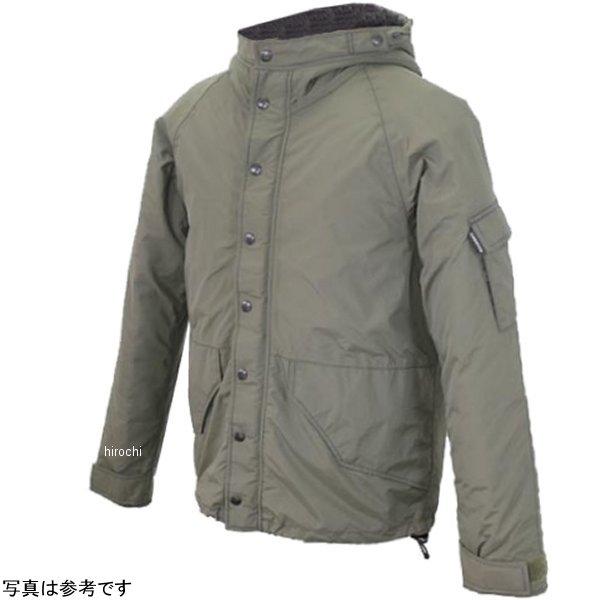 6548 カドヤ KADOYA ファブリックジャケット CWP 黒 LLサイズ 6548-0/BKLL HD店