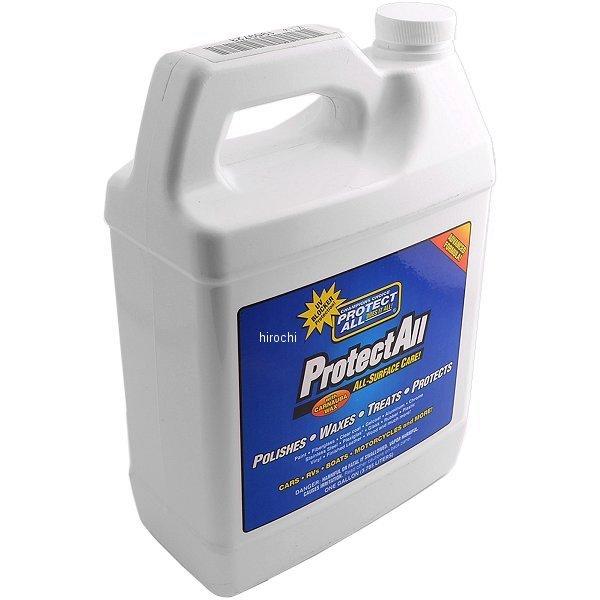 【USA在庫あり】 プロテクトオール Protect All ポリッシュ &プロテクタント 1ガロン(3.8L) 530301 HD店