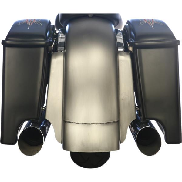 【USA在庫あり】 RWD Russ Wernimont Designs リア フェンダー 9インチ 4.5インチ延長 09年-13年 FLH 1401-0374 HD