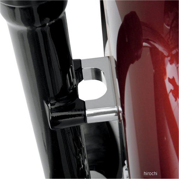 【USA在庫あり】 クロックワークス Klock Werks フェンダー取付金具 21インチ FX ナロークローム 1410-0045 HD