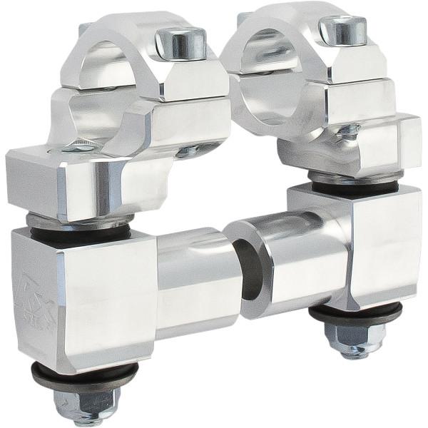 スピード Rox Speed ライザー FX FX 【USA在庫あり】 ロックス 0602-0644 HD店 高さ51mm/ハンドル29mm