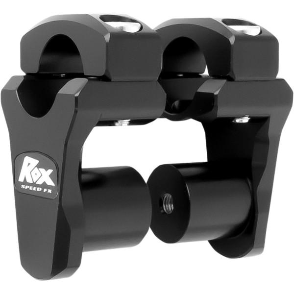 【USA在庫あり】 ロックス スピード FX Rox Speed FX ライザー 高さ44mm/ハンドル29mm 黒 0602-0658 HD店