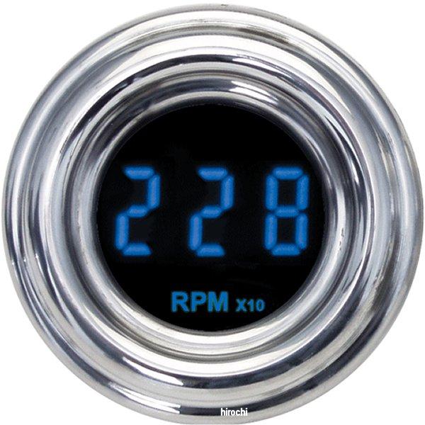 【USA在庫あり】 ダコタデジタル Dakota Digital タコメーター 0-18000rpm 4000ミニ 青LED 211273 HD