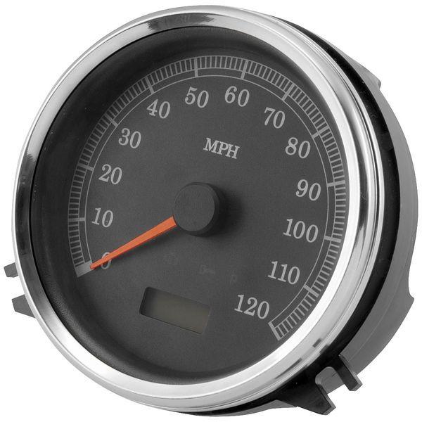 【USA在庫あり】 バイカーズチョイス Biker's Choice 5インチ スピードメーター 99年-03年 FXST 490474 HD