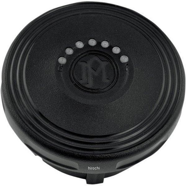 【USA在庫あり】 パフォーマンスマシン LEDフュエルゲージ付きガスキャップ メルセ 黒つや消し PM3540 HD