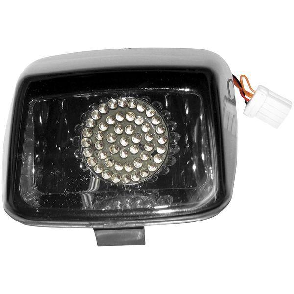 【USA在庫あり】 Radiantz LEDテールライト 01年-07年 FXSTD スモークレンズ 211336 HD店