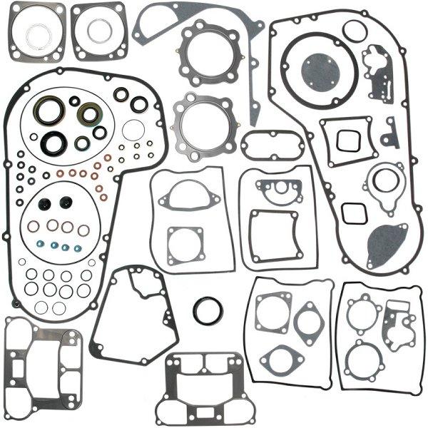 【USA在庫あり】 コメティック COMETIC コンプリート ガスケットキット 84年-91年 FL/FX 5速 1.0mm 0934-0729 HD店