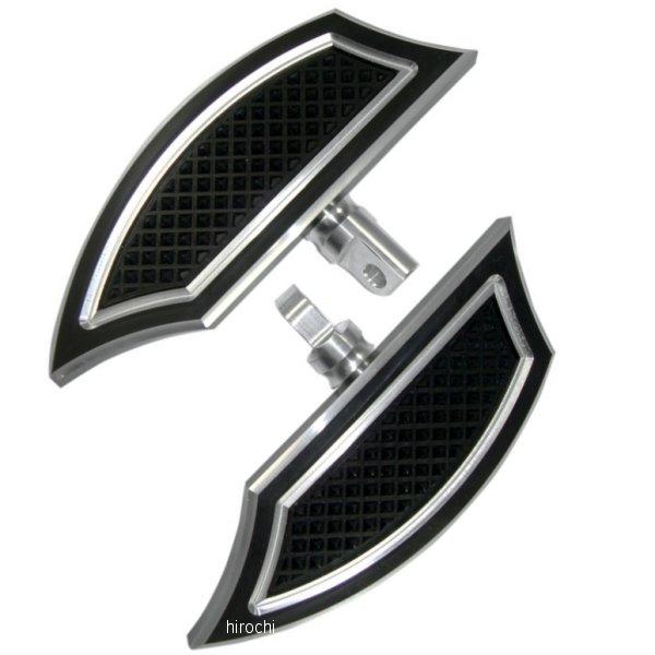 【USA在庫あり】 エディ トロッタデザイン Eddie Trotta Designs フットペグ ボード ミニ FOLD 黒 1621-0505 HD店